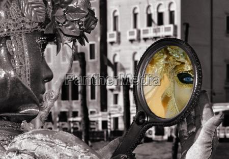 die welt hinter dem spiegel
