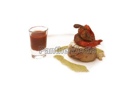 essen nahrungsmittel lebensmittel nahrung garnele kueche