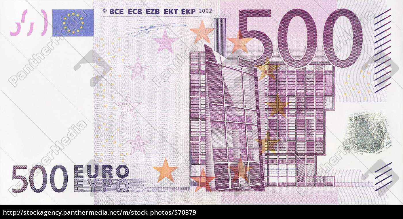 500 euro schein lizenzfreies bild 570379 bildagentur panthermedia. Black Bedroom Furniture Sets. Home Design Ideas