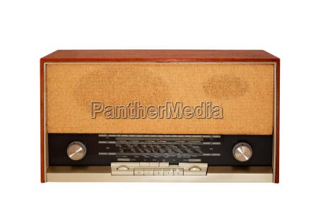 radio der sechziger jahre