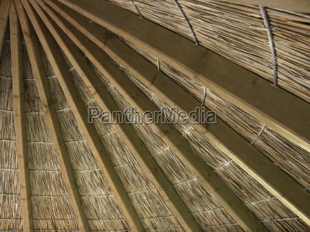 reetdach ausschnitt
