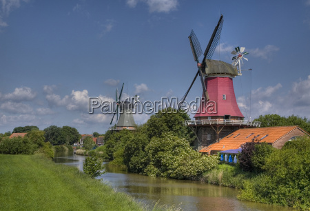 zwilling mill of greetsiel
