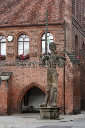 stadt statue hansestadt hanse piktogramm symbol