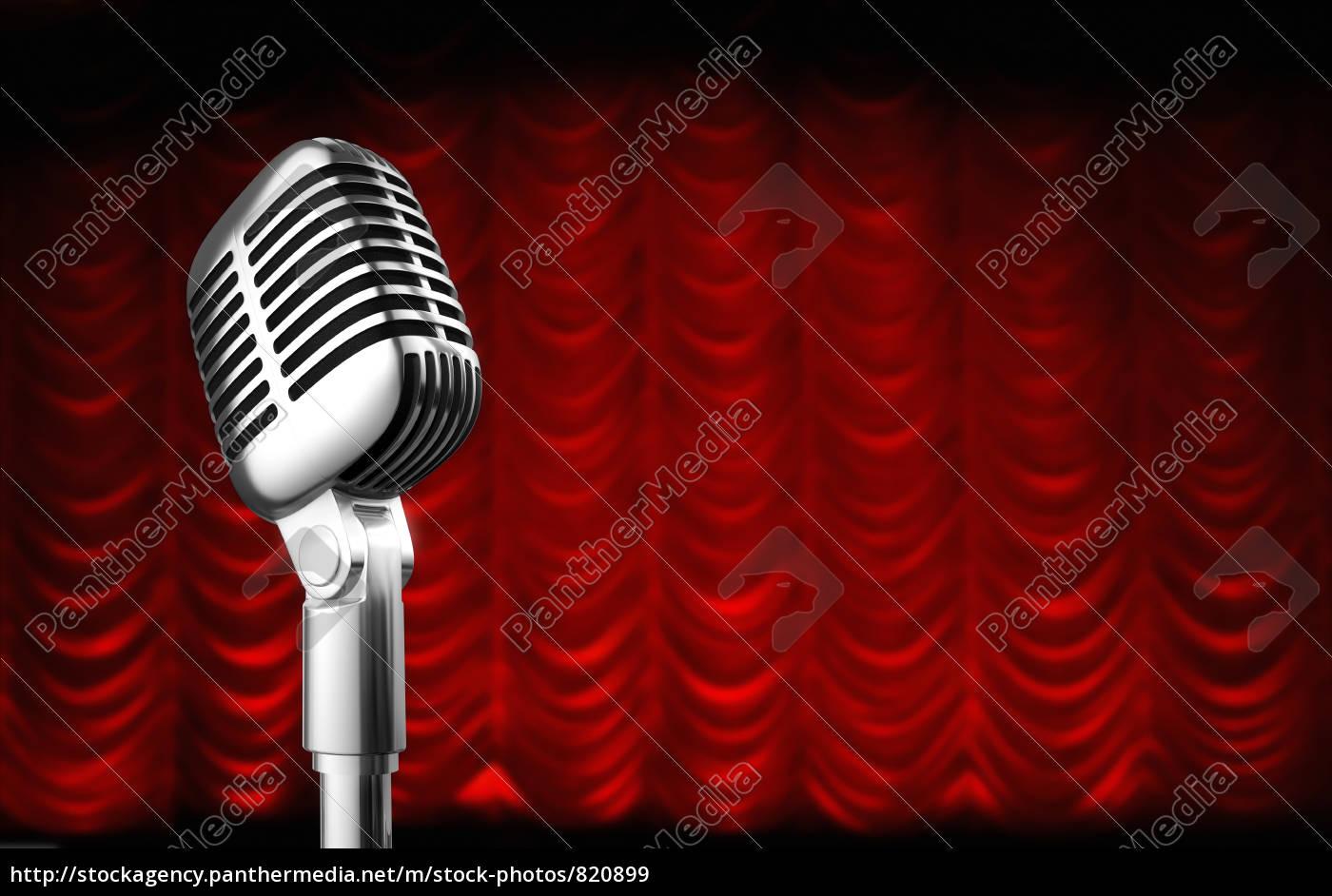mikrofon, - 820899