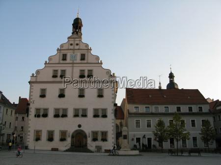 rathaus von dippoldiswalde