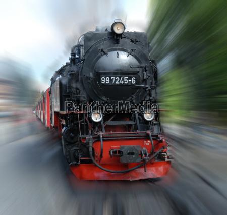 die rasende lokomotive 997245 6