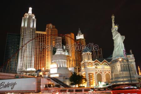 new york in las vegas
