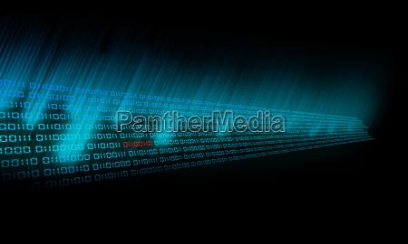binary glow