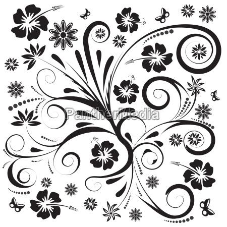 blumen illustration