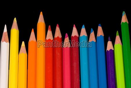 bunt farbenfroh farbenpraechtig mannigfaltig farbenreich kunterbunt