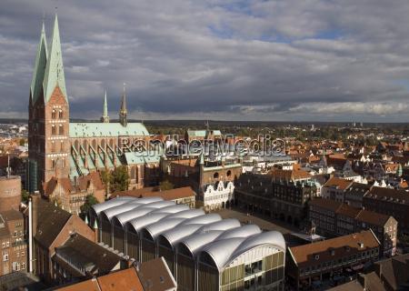 luebecker marktplatz