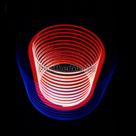 light circles graphical