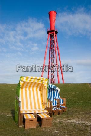 lighthouse in eckwarderhoerne