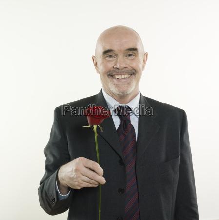 romantisch senior