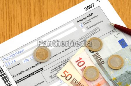 besteuerung von kapitalertraegen