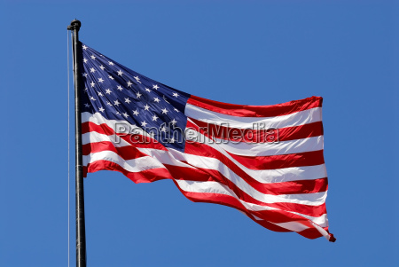 amerikanische nationalflagge