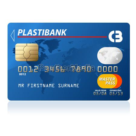 blue kreditkarte