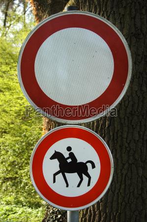 transit prohibited forbidden ride