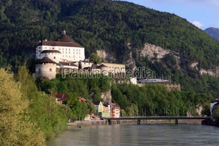 alps old town bavaria fortress promenade