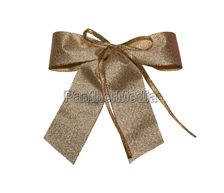bronze bow with path