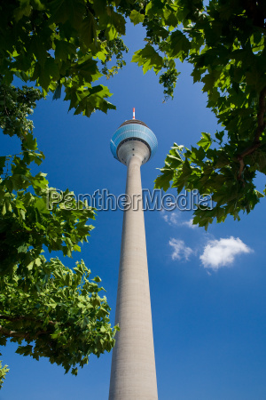 rheinturm, -, düsseldorf - 1344447