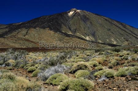 spanien gebirge berg