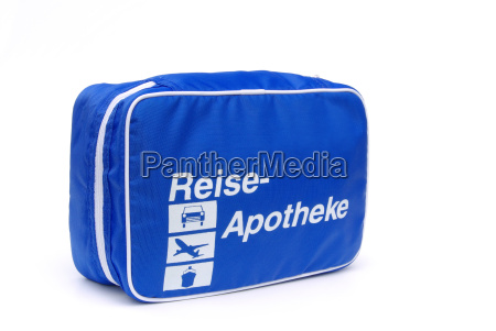 reiseapotheke first aid travel kit