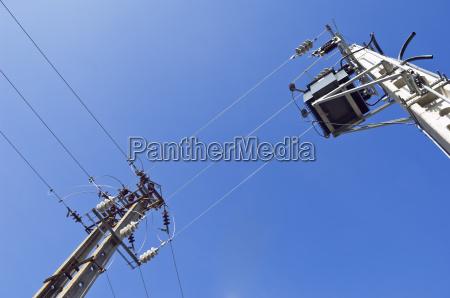 energie strom elektrizitaet elektrisch infrastruktur transformator