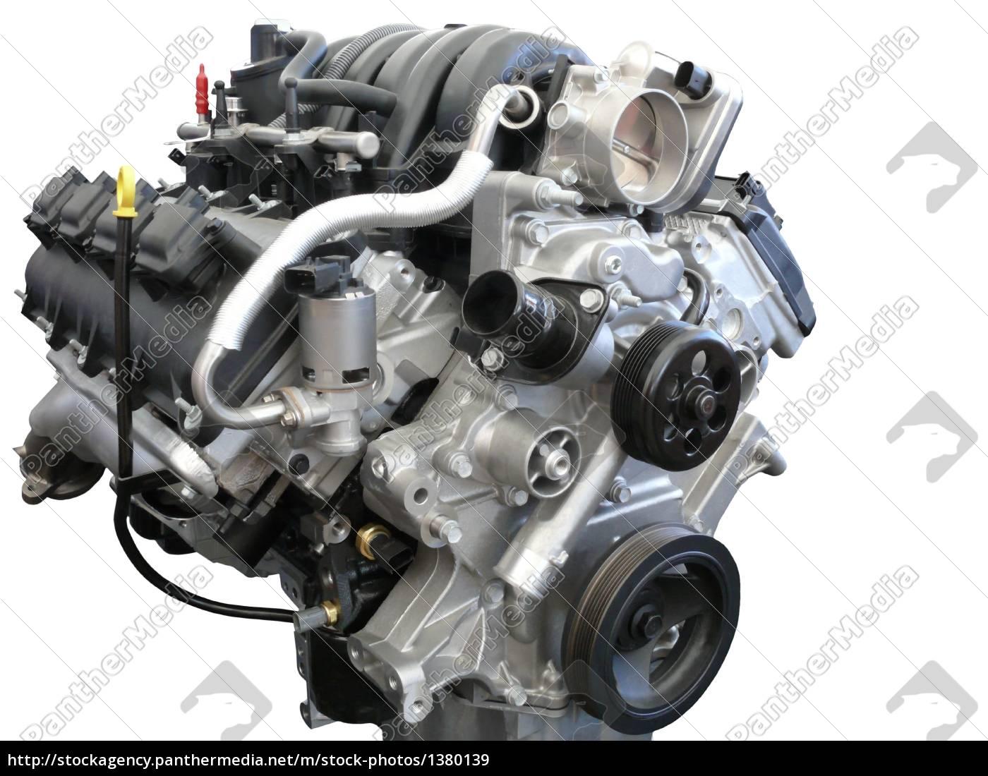 Automotor - Lizenzfreies Bild - #1380139 - Bildagentur PantherMedia