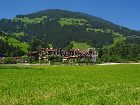 zillertal in OEsterreich