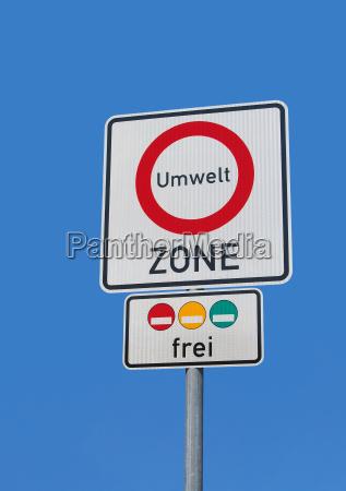 environmental zone v