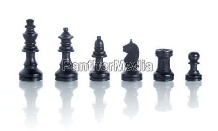 schachfiguren set