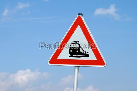 caution railroad