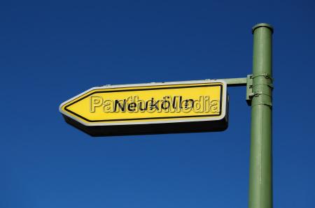 direction neukoelln