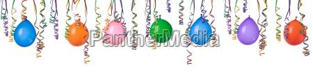 luftballons und konfetti xxxl