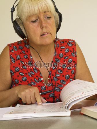 senior education learning languages