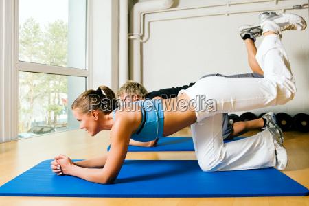 knackarsch gymnastik