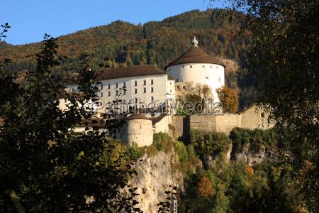 alps old town austria bavaria fortress