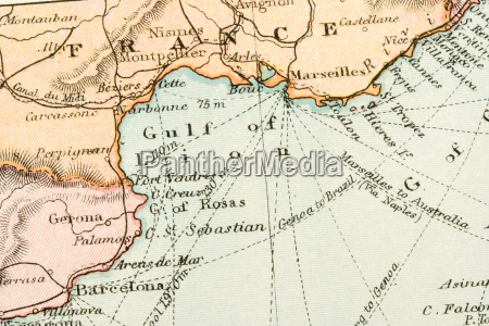 antike karte