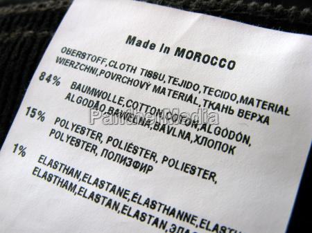 made in marokko