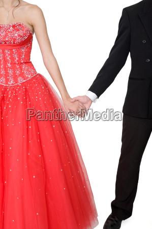 boy und girl formal