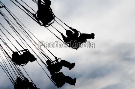 fair ride schaukeln