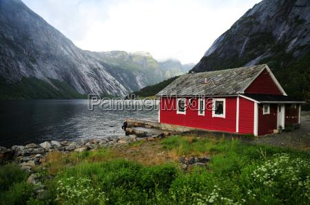 fjordhaus