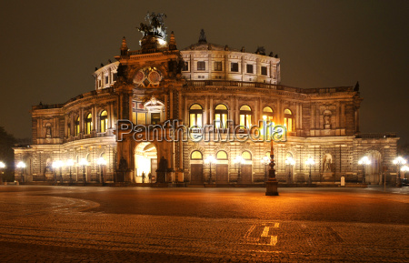 semperoper, dresden - 1627681