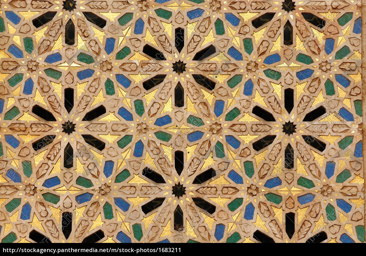 orientalische mosaik ornamente lizenzfreies bild 1683211 bildagentur panthermedia