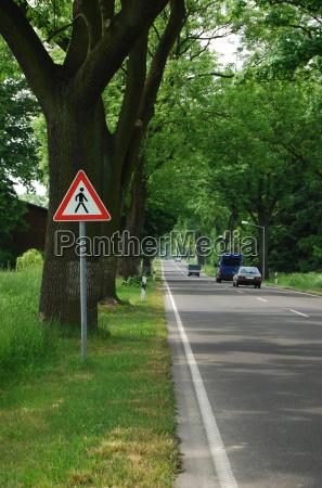be careful pedestrians