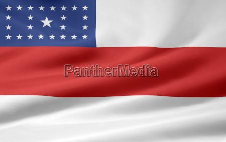 flagge von amazonas brasilien