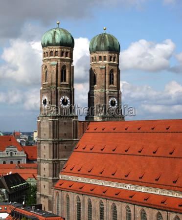 frauenkirche in muenchen