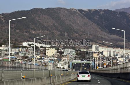 high street in jinhae