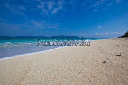 schoene strand bildschirm
